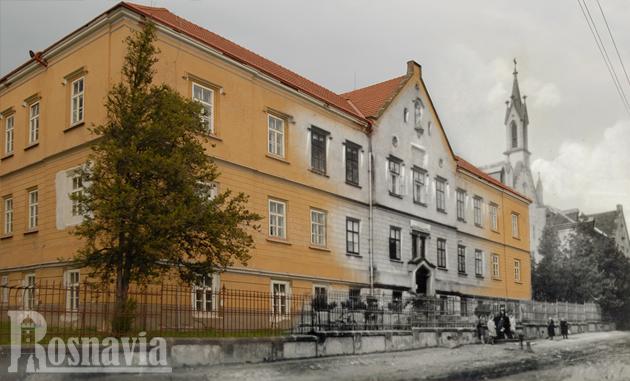 A régi kórház